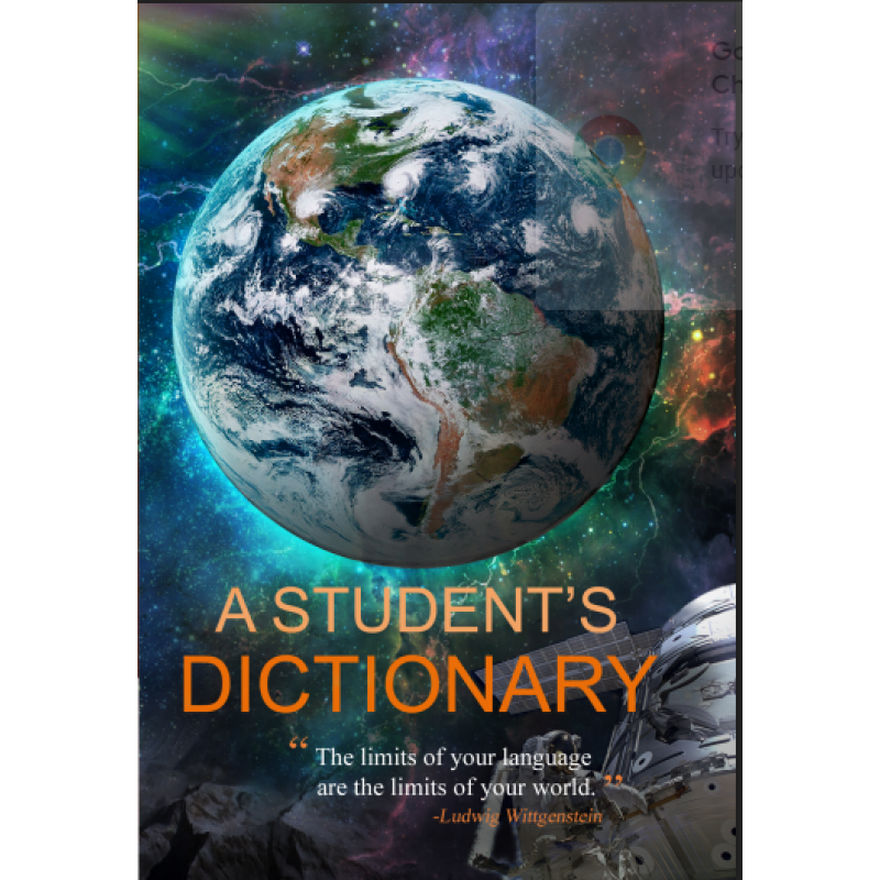 A Student's Dictionary - 27th Edition