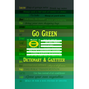 Go Green Dictionary & Gazetteer