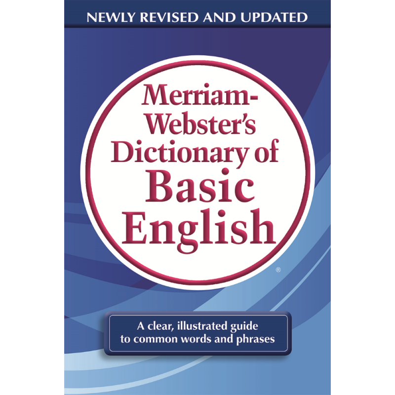 Merriam-Webster's Dictionary of Basic English