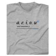T-Shirt (AEIUO*Y)
