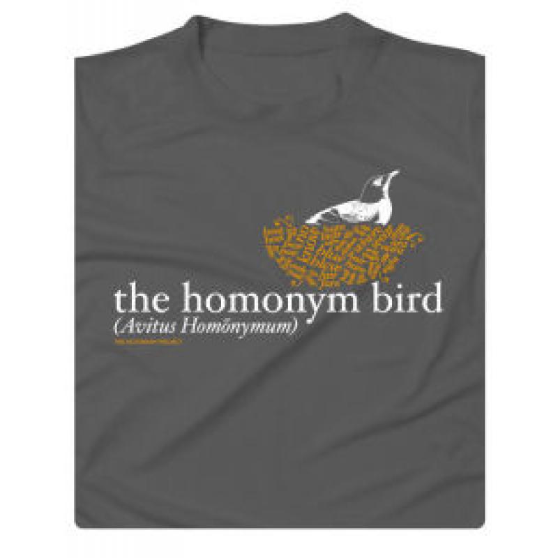 T-Shirt (HOMONYM)