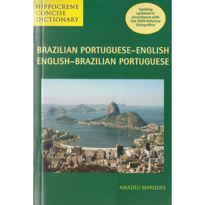 Brazilian Portuguese / English Concise Dictionary
