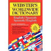 Webster's Worldwide Spanish / English Dictionary